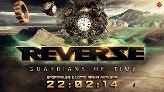 "Headhunterz @ REVERZE ""Guardians of Time"" (2014 Live-set)"