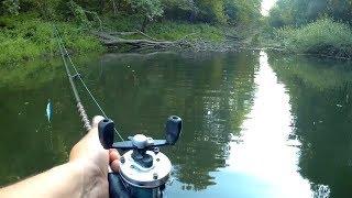 Самая трудовая рыбалка. Щука на джерк в сентябре