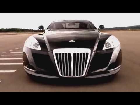 Maybach Exelero Interior Youtube