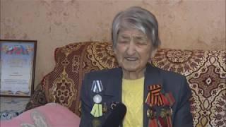 """""""Победа - это..."""" - Падей Надежда Марковна - житель г.Туапсе, ветеран ВОВ."""