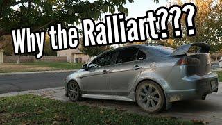 Why I love my Lancer Ralliart!?