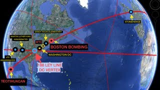 JFK, MLK & BOSTON BOMBING RITUALS connected to 188 Ley-Lines & 9/11-Sandy Hook Perps! (seg 2 of 3)
