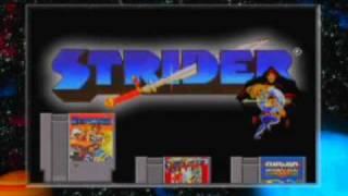 Capcom Classics Mini Mix Game Sample 1/2 - GBA