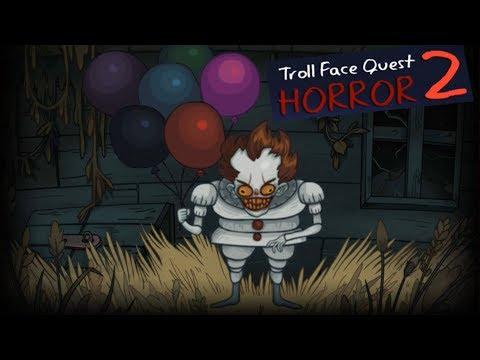 Как Пройти Троллфейс Квест: Ужасы 2 / Trollface Quest: Horror 2 💀😀👍 + 2 Секретных Уровня