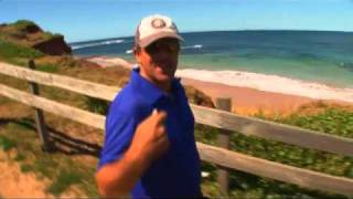 Most Powerful Move in Golf - Martin Ayers