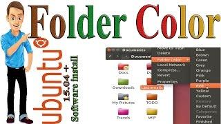 How to change folder color Linux   Ubuntu Tips  