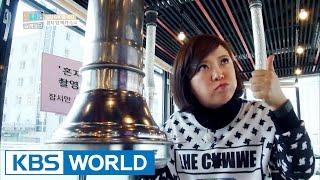 Eating by yourself - Kim Sook [Sister's SlamDunk/2016.07.22]