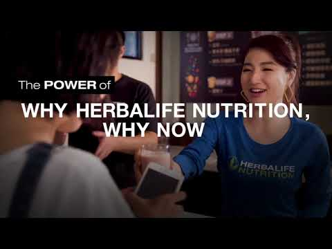 The Power Of Herbalife Nutrition Overview