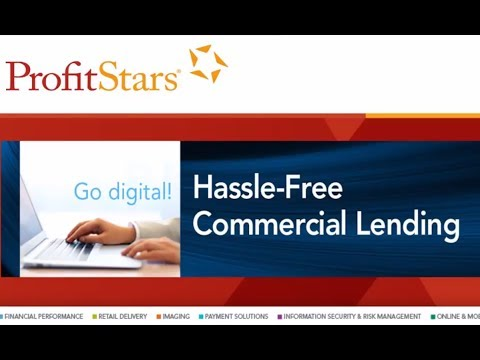 Hassle-Free Commercial Lending