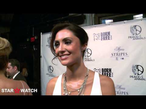 Katie Cleary  at Stars For Stripes red carpet gala