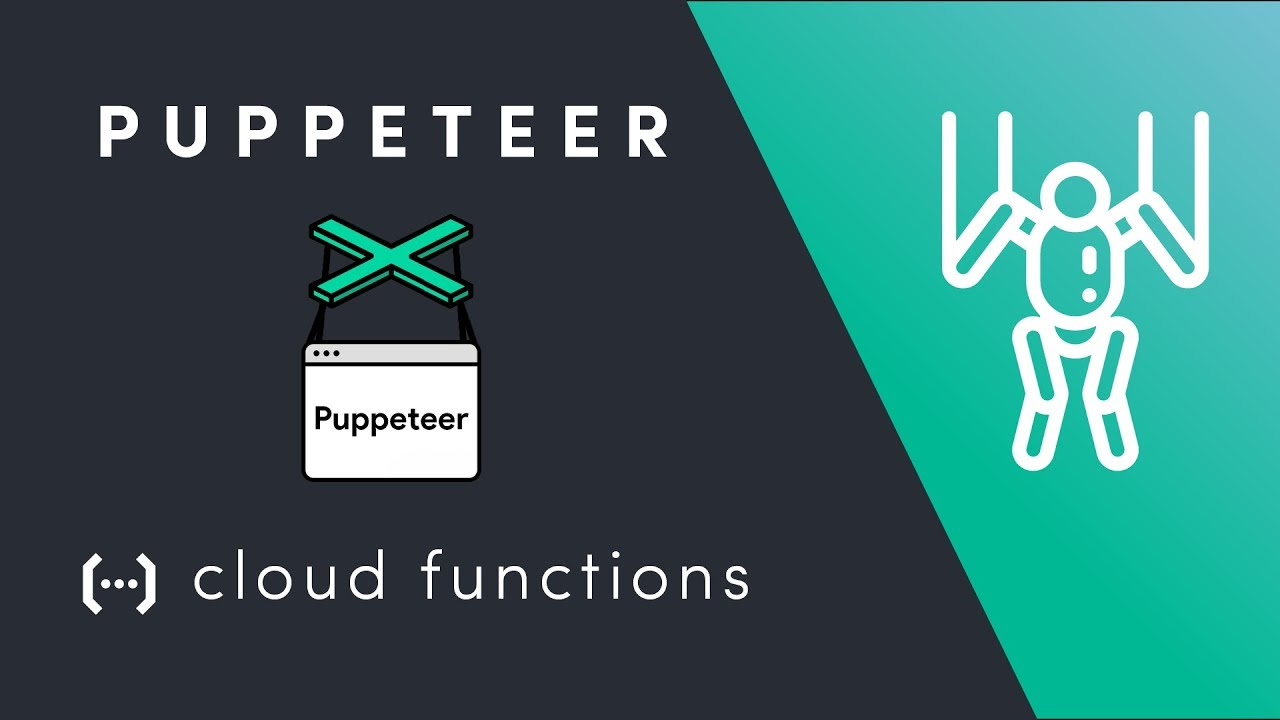 Puppeteer on Cloud Functions