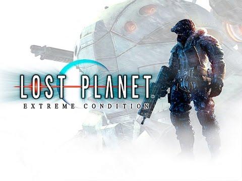 Lost Planet all cutscenes HD Game