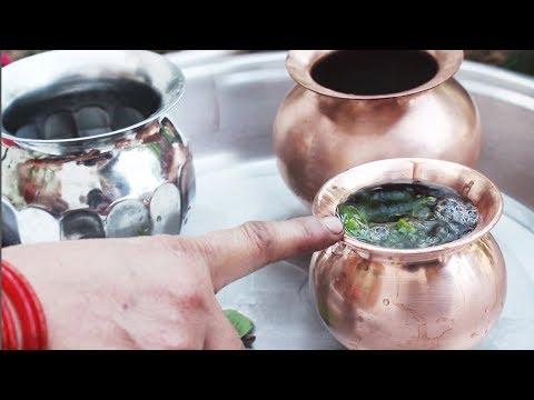 рдШрд░ рдореЗрдВ рдЧрдВрдЧрд╛рдЬрд▓ рди рд╣реЛрдиреЗ рдкрд░ рдРрд╕реЗ рдмрдирд╛рдпреЗ рдЧрдВрдЧрд╛рдЬрд▓ рдХрд╛ рд╡рд┐рдХрд▓реНрдкред How to Make Gangajal at Home?