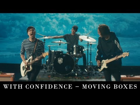 "With Confidence Releases ""Moving Boxes"" Video"