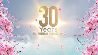 RINNAI INDONESIA - Milestone Video