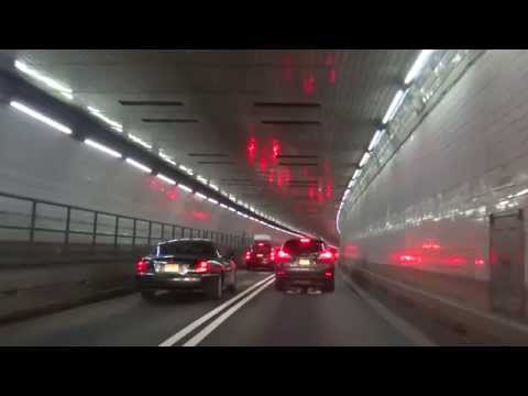 Holland Tunnel / from New Jersey to New York