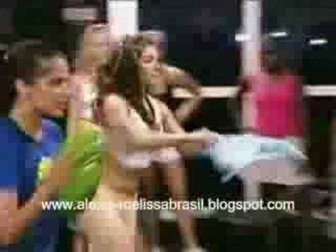 Melissa Smith dancing 1,2 Step