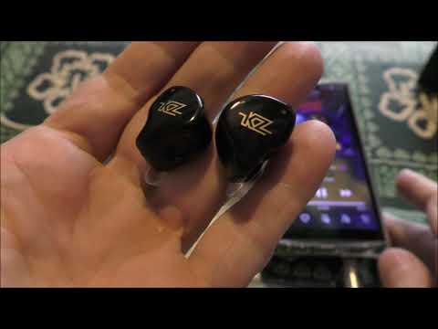 KZ T1 TWS  - True Wireless (Bluetooth 5.0)