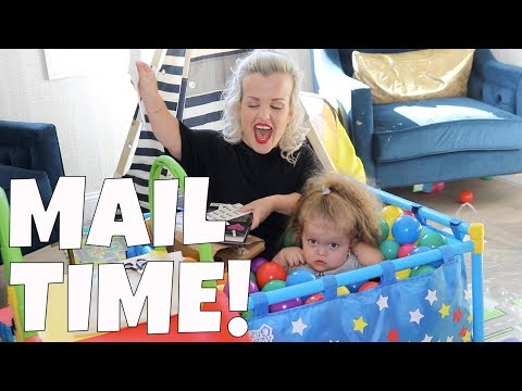 MAIL TIME! VLOG 151