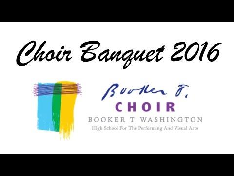 Choir Banquet 2016