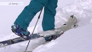 Snowboarden lernen: Splitboarden für Einsteiger