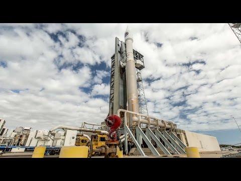 Download Youtube: Atlas V OA-7 Launch Highlights