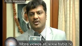 Dr. Y. Kiran Kumar, Honorary Consul of the Republic Of Bulgaria in Hyderabad - hybiz.tv