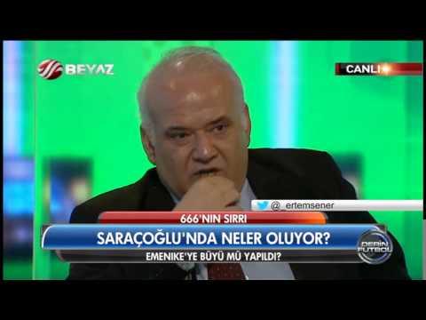 (..) Derin Futbol 9 Mart 2015 Part 3/3 - Beyaz TV