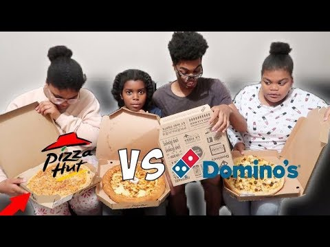 PIZZAHUT VS DOMINOS : VOUS ETES QUEL TEAM ? #SAKINAFAMILY thumbnail