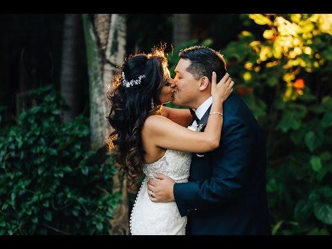 Maansi  & Marcus' Wedding | Miami Beach Botanical Gardens
