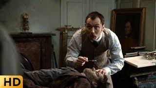Новое назначение комнаты Ватсона. Шерлок Холмс.