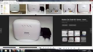 Aumentando velocidade do oi Velox (modem ZTE)