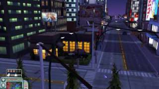 SimCity Societies Destinations - Metropolitan City