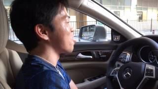 メルセデスベンツAMG試乗 Mercedes-Benz Connection