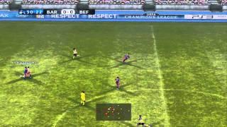 PES 2011 PC Gameplay HD