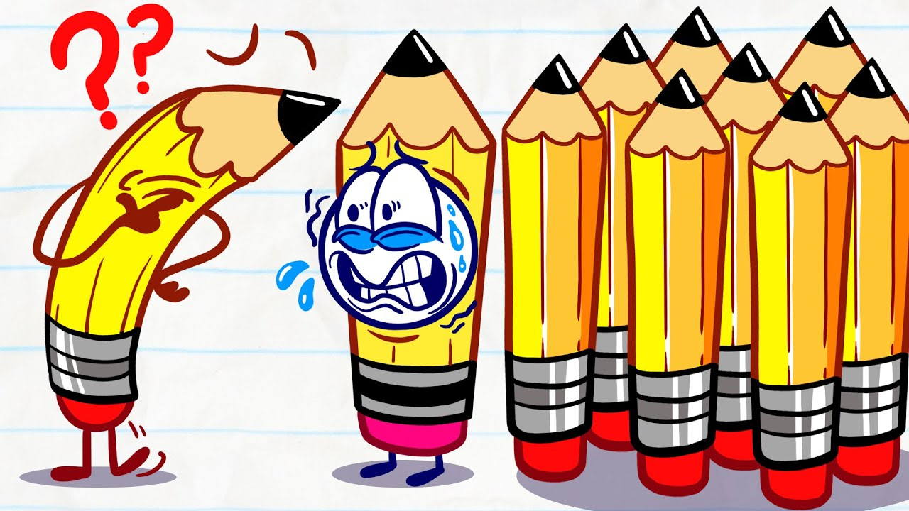 """Download Pencilmate's SUNNY SIDE! -in- """"Been There Sun That!"""" Animation 
