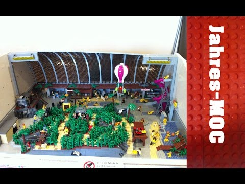 LEGO Tropical Islands