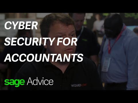 Sage Advice: Cyber security for accountants