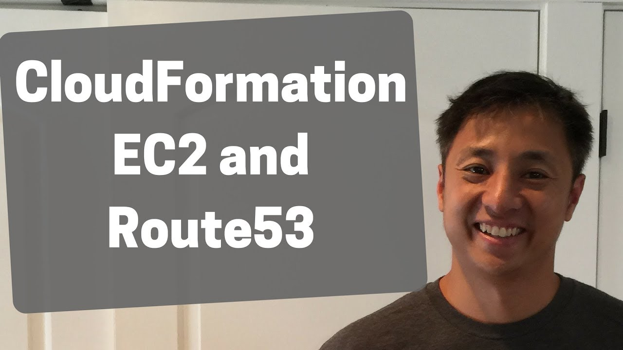 A Simple Introduction to AWS CloudFormation Part 2: EC2 Instance and