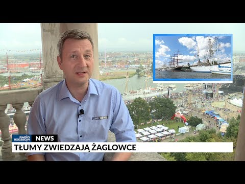 Radio Szczecin News - 5.08.2017, wydanie wieczorne