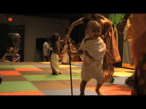 Fancy Dress - Gandhi, Krishna, Ayyagari -  TAM Sankranthi Celebrations 2011