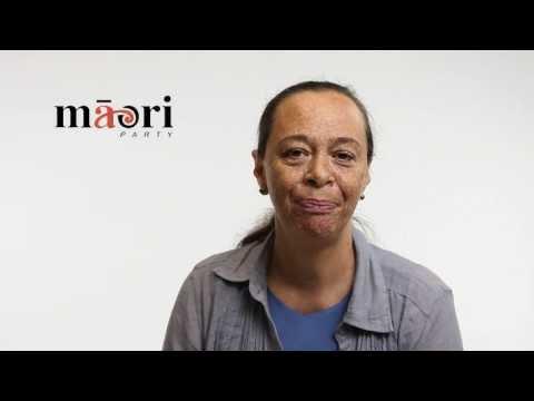 Amokura Panoho - Te Tai Hauauru Electorate Maori Party