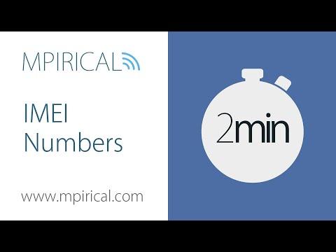 IMEI Numbers - Mpirical