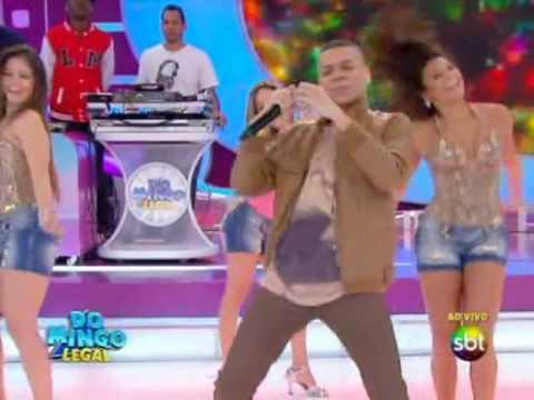 Domingo Legal (08/09/13) - Mc Duduzinho faz tremer o palco do Domingo Legal