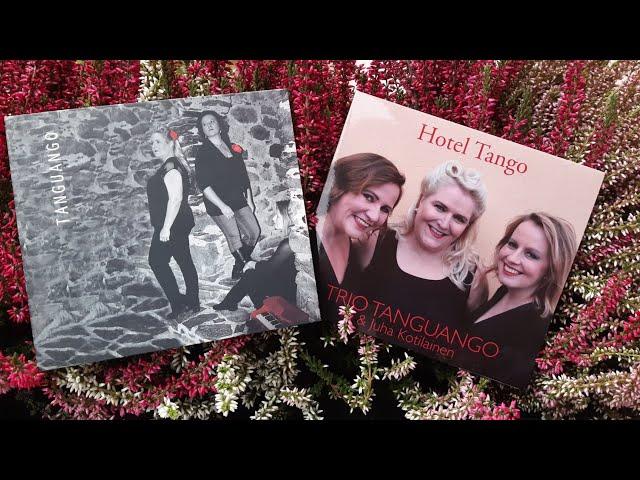 Yhdessä Itä-Savossa: Trio Tanguago Kulttuurikellarilla