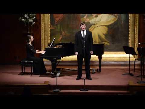 "Three Songs from ""The Pilgrim's Progress"" by Ralph Vaughan Williams (Michael Seibert Bass-Baritone)"