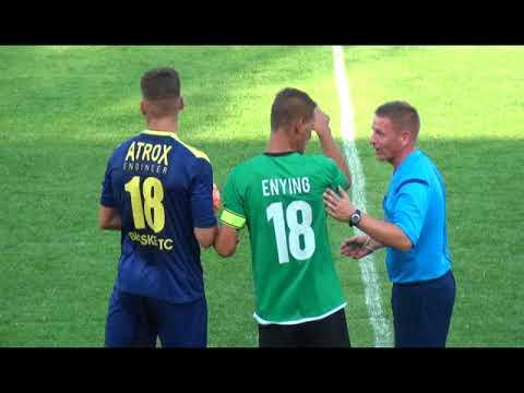 Enying-BTC M. I. o. labdarúgó-mérkőzés (öf.)
