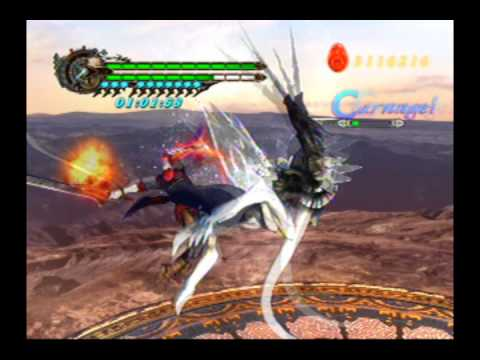 """Devil May Cry 4 Nero Combo Movie """" The Emotional Devil """""""