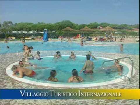 Villaggio Turistico Internazionale - Piscina trifoglio