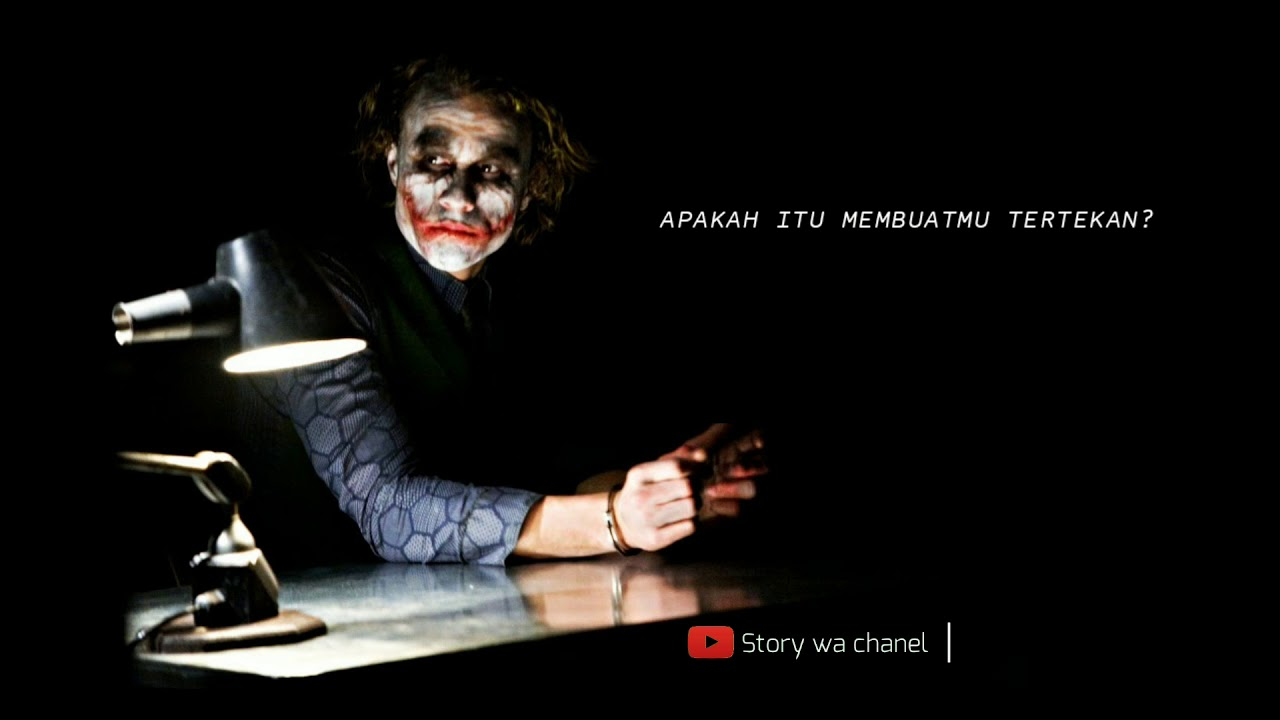 story wa keren quotes bijak joker